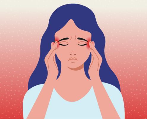 Doare capul Durerea de cap Dureri de cap