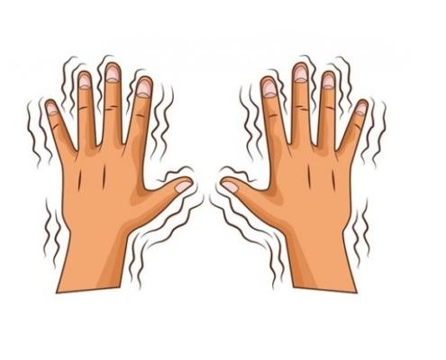De ce ne tremură mâinile? Tremurat Mâini Tremor