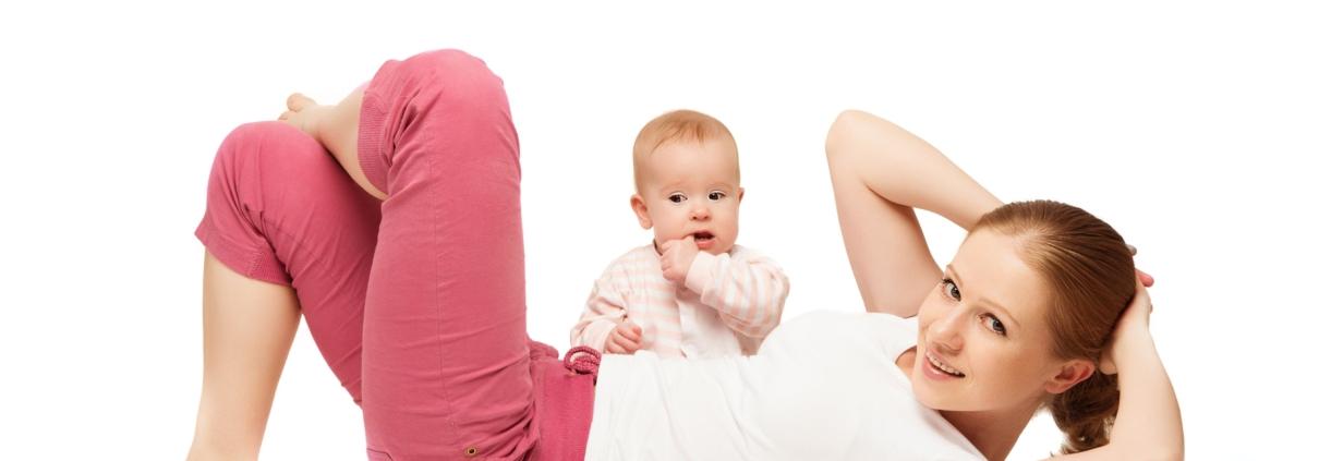 Gimnastică Gimnastica Postnatală Kinetoterapie Postnatala