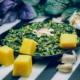 Mâncare de Spanac cu Soia și Smântână Vegetală Vegan Reteta Vegana Mancarica Spanac
