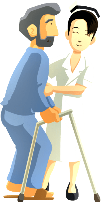 Kinetoterapie la domiciliu