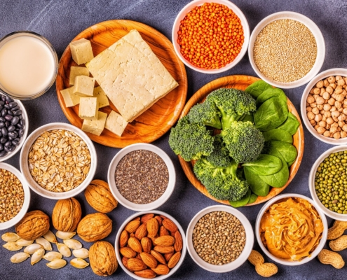 Alimente Origine Vegetală Plante
